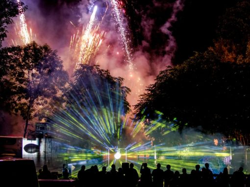 Bespoke Fireworks & Lights | Firework Displays