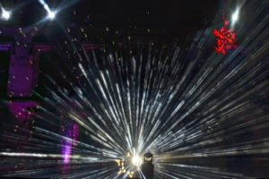 #lightingshow Glitter Ball