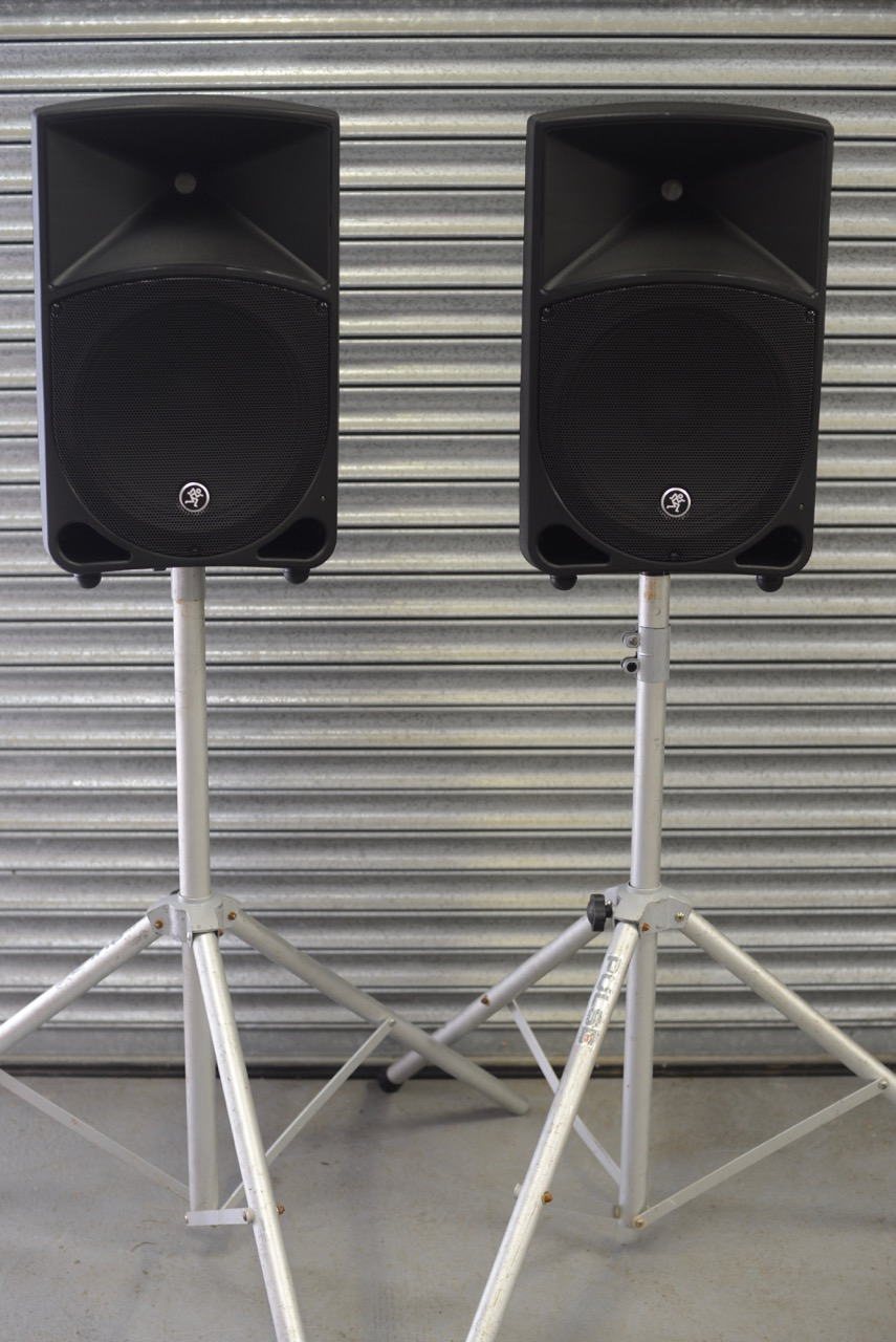 iPod Part Package PA Audio Hire
