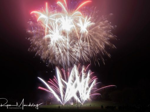 Knights Stainforth Bonfire Fireworks