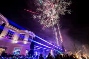 The Walton Hotel Fireworks