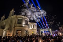 Bespoke Lights & Firework Display
