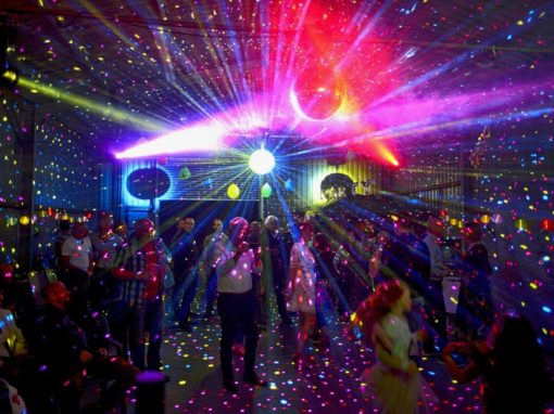 Glitter Ball | Event Lighting