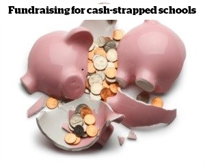 Fundraising for Cash-Strapped Schools